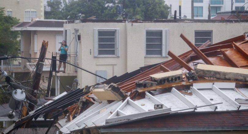 Disaster Scams from Irma and Harvey Hurricanes